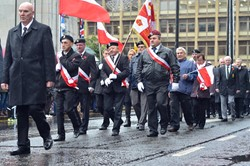 Polish Veterans - Remembrance Sunday Glasgow 2015