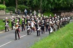 Stirling Armed Forces Day 2016