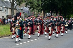 Stirling Military Show - Pipes and Drums 7 Scots