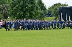 Air Cadets Stirling Armed Forces Day 2016