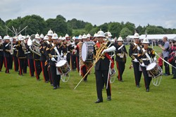 Band of the Royal Marines - Stirling Armed Forces Day 2016