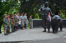 Warsaw Uprising Commemoration Edinburgh
