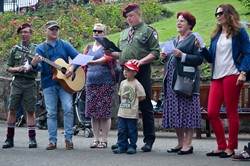 Warsaw Uprising Remembered - Edinburgh 2016