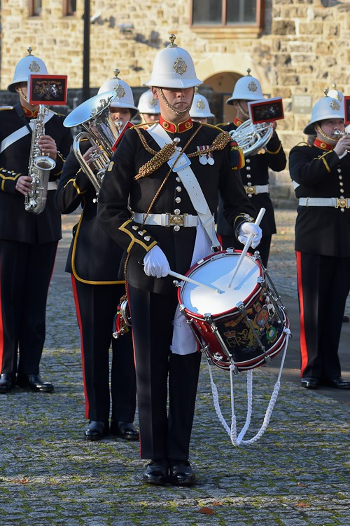 Royal Marines Band (Scotland) - Seafarers Service Glasgow Cathedral 2016