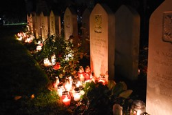 All Saints Day Edinburgh 2016