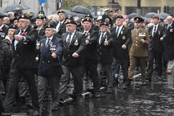 Royal Army Service Corps Association - Remembrance Sunday (Armistice Day) Glasgow 2018