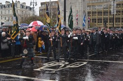 HLI - Remembrance Sunday (Armistice Day) Glasgow 2018