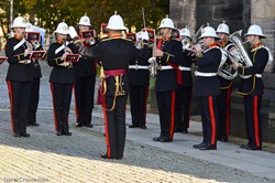 Band of the Royal Marines - Glasgow Cathedral 2019
