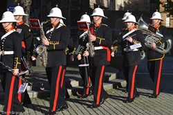Band of the Royal Marines Scotland - Seafarers Service Glasgow Cathedral 2019