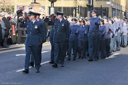 Air Training Corps - Remembrance Sunday Glasgow 2019