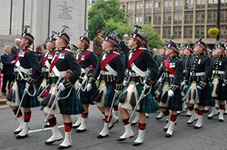 52nd Lowland, 6th Battalion The Royal Regiment of Scotland (6 SCOTS)