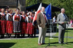 Tomasz Trafas - Polish Day, Edinburgh, 2011