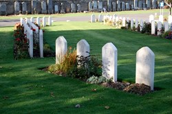 Polish War Graves - Perth, Scotland (Jeanfield and Wellshill Cemetery)